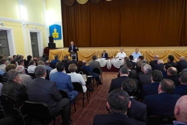 Губернатор прокомментировал проект закона о земельных долях