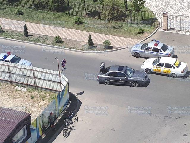 В Ставрополе в ДТП пострадал ребёнок