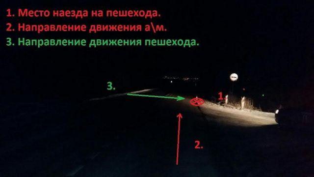 На Ставрополье водитель легковушки сбил молодого человека и скрылся с места происшествия