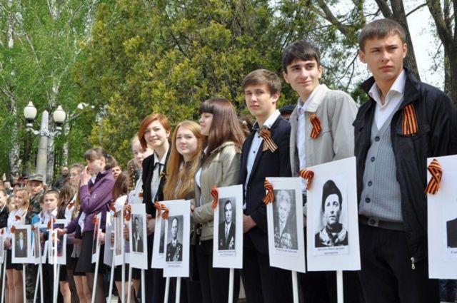 Акция «Бессмертный полк» в Ставрополе находит большую поддержку со стороны горожан