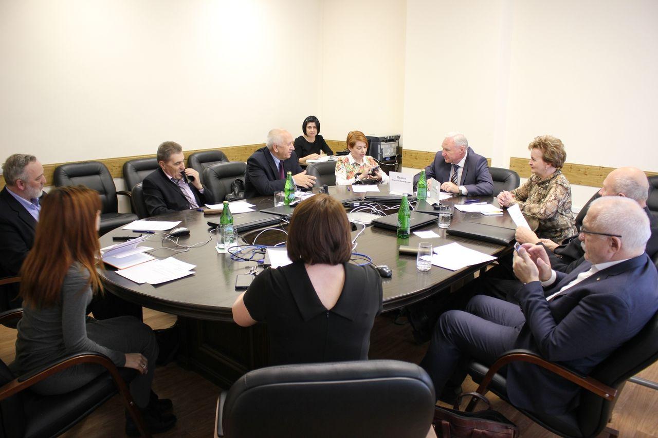 ВСтаврополе чиновники обсудили профилактику коррупции