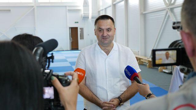 Сергей Захарченко возглавил Федерацию дзюдо и самбо Ставропольского края
