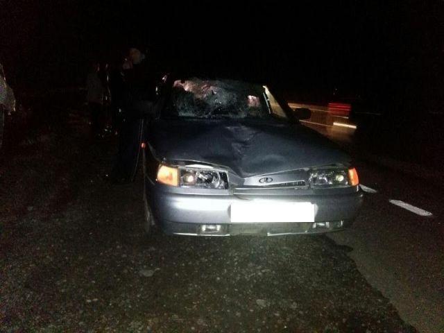 На Ставрополье 65-летний водитель легковушки сбил мужчину