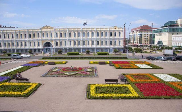К юбилею Ставрополя в порядок приведут фасады зданий и сооружений