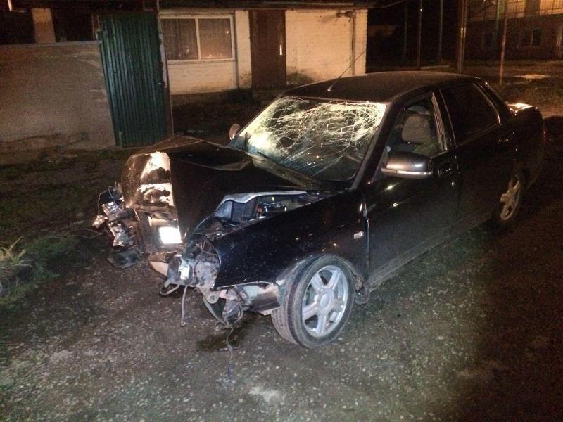 На Ставрополье в ДТП пострадали три человека