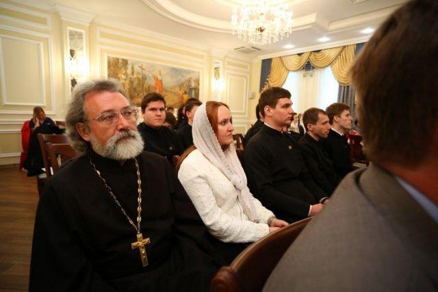 Ставропольская духовная семинария отмечает свое 170-летие