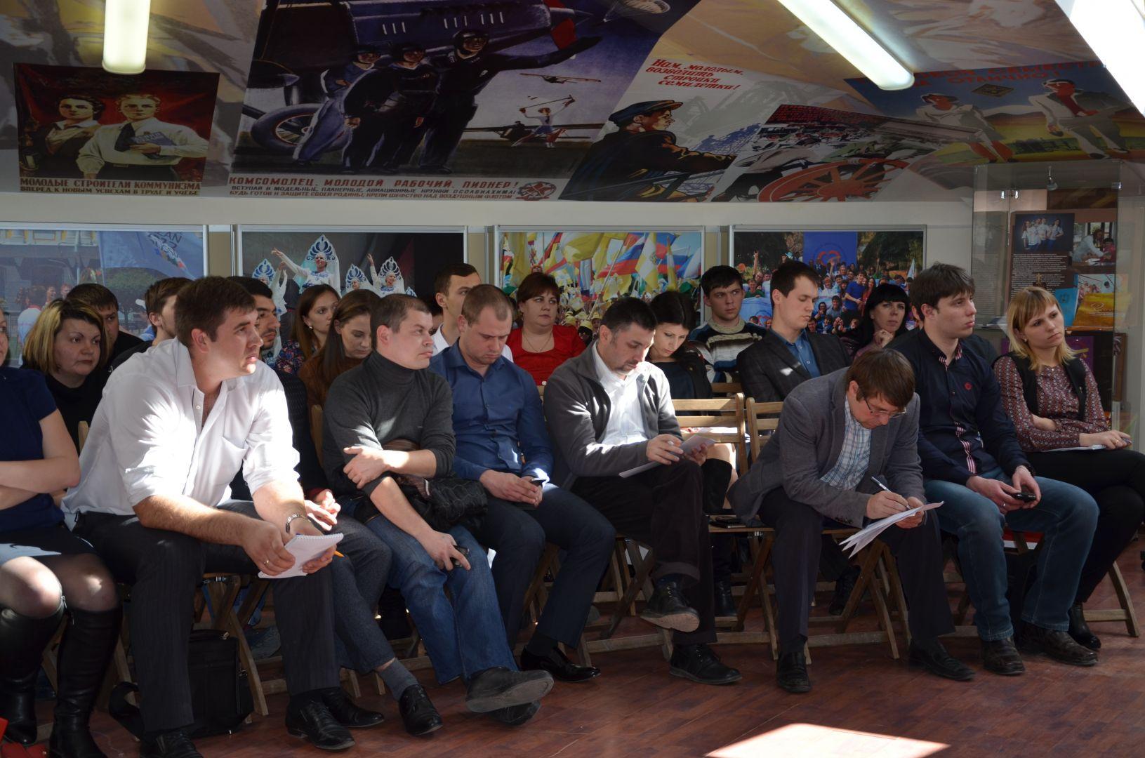 В Ставропольском крае появился новый вид молодёжных общественных объединений — правоохранительные
