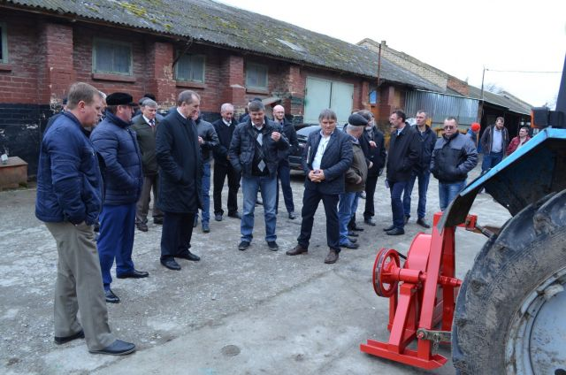 На Ставрополье запустили производство спецтехники для виноградарства