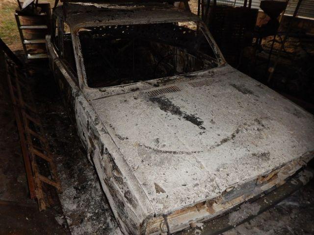 Ставропольчанка из мести подожгла чужой автомобиль
