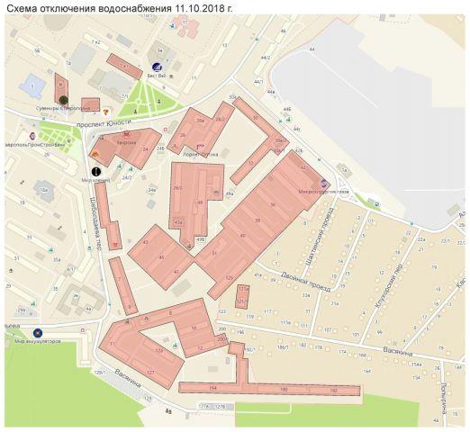 Часть Ставрополя 11 октября останется без воды