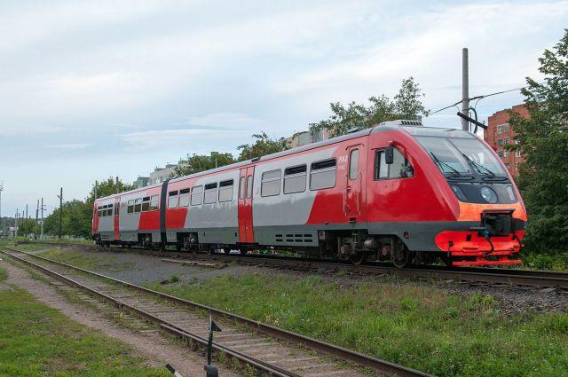 Пригородный поезд будет курсировать между Минеральными Водами и Невинномысском вечером