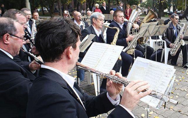 Ставропольцев приглашают на музыкальные вечера с оркестром под открытым небом
