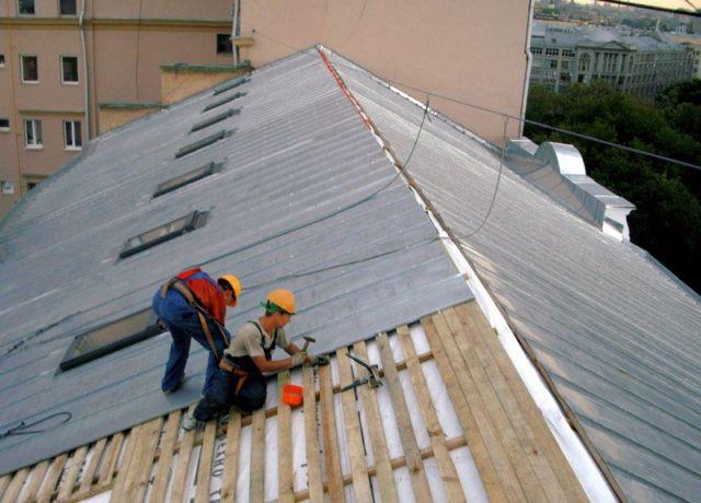 В Ставропольском крае в рамках капремонта разрешили менять плоские крыши на скатные