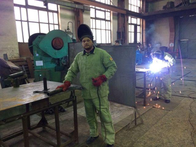 В Ставропольском крае выбрали лучшего электрогазосварщика года