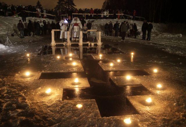 На Ставрополье на Крещение в местах купания будут дежурить спасатели
