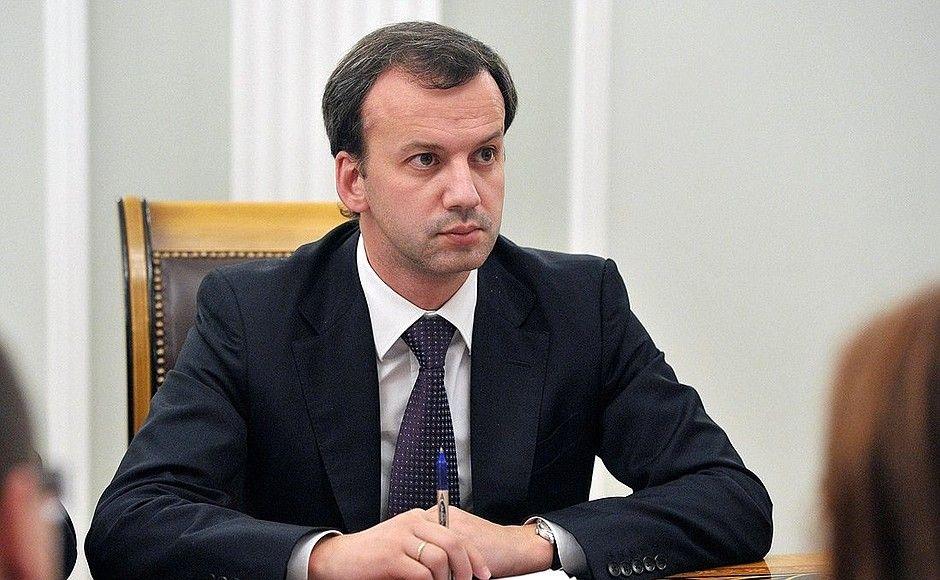 На Ставрополье прибыл заместитель председателя Правительства РФ Аркадий Дворкович