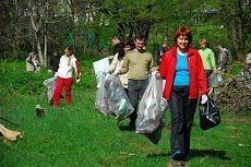 Ставрополь в числе лучших по результатам проведения «зеленого» субботника