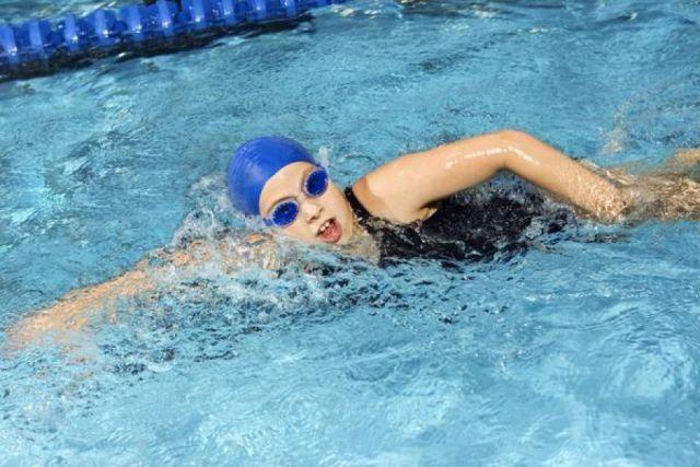 Спортсменка из Ставрополя завоевала в Крыму 11 золотых медалей по плаванию
