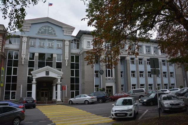 Люди года получили награды в мэрии Ставрополя