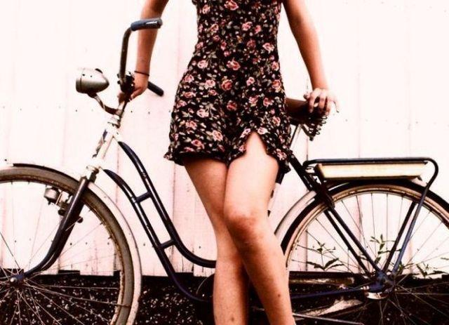 От катания на велосипеде зависит сексуальное желание