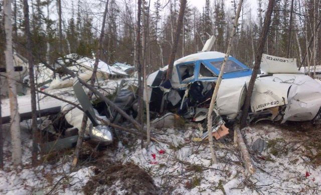 Губернатор Ставрополья выразил соболезнование в связи с авиакатастрофой в Хабаровском крае