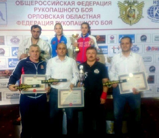 Ставропольские рукопашники вошли в состав сборной России