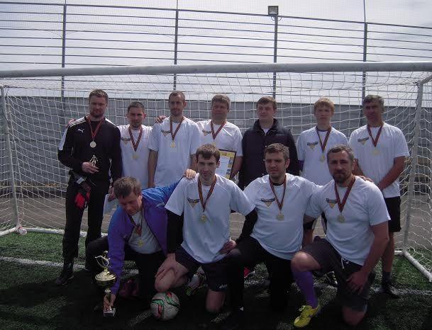 «Победный» турнир по мини-футболу провели в Ставрополе