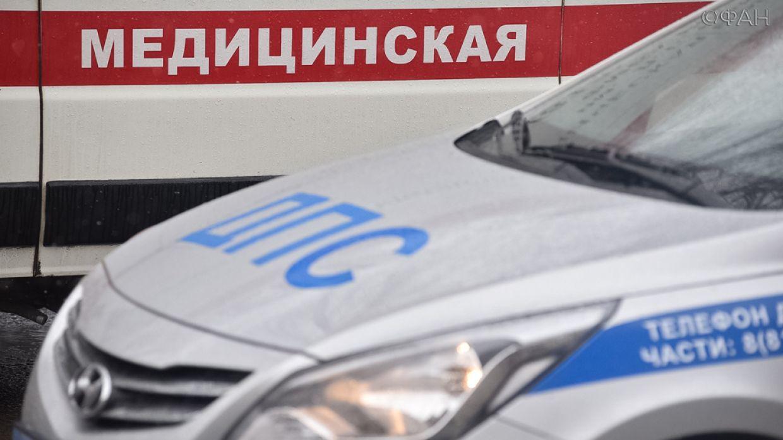 На Ставрополье легковушка сбила автоинспектора