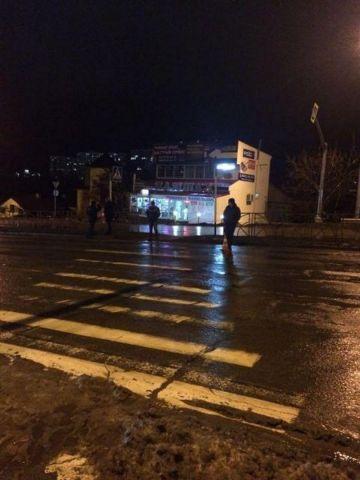 В Ставрополе водитель легковушки сбил женщину с ребёнком