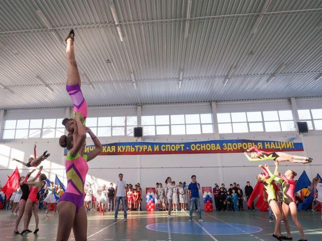На Ставрополье открылся новый спортивный комплекс