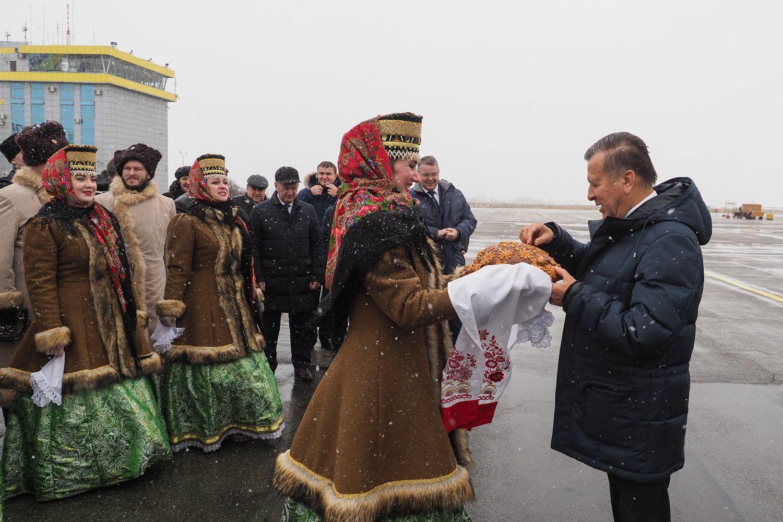 Председатель совета директоров ПАО «Газпром» посетил Ставрополье с рабочим визитом