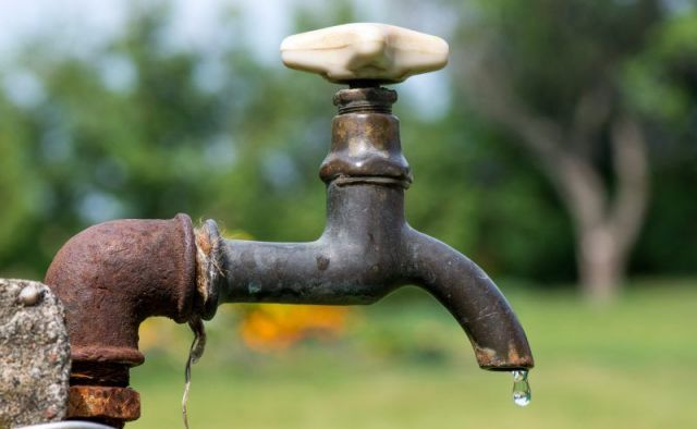 В селе Московском завершено устройство площадки водяного накопительного резервуара
