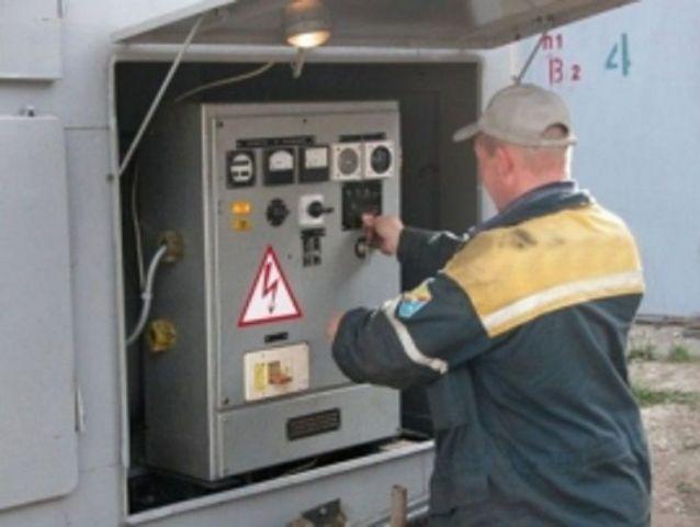 В Благодарненском районе произошло аварийное отключение электроэнергии