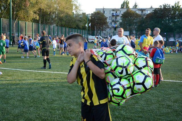 Новый спортивный объект открыли в Ставрополе