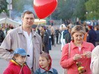 В селе Круглолесском отметили двойной праздник