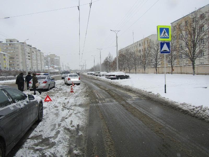ВСтаврополе напешеходном переходе сбили 19-летнюю девушку