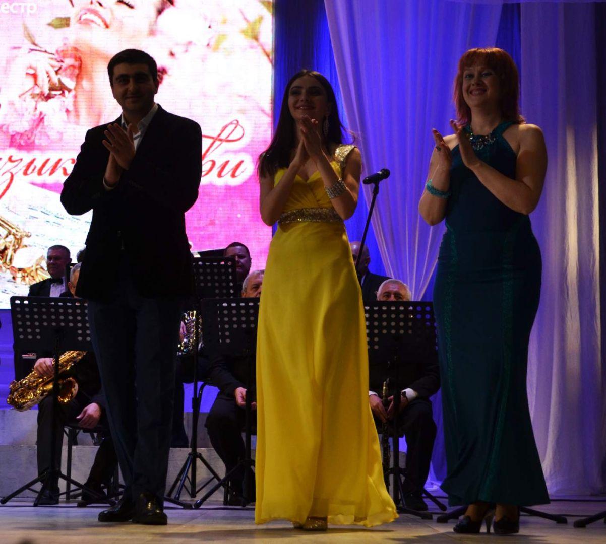 Ставропольцам представили новую концертную программу «Музыка любви»