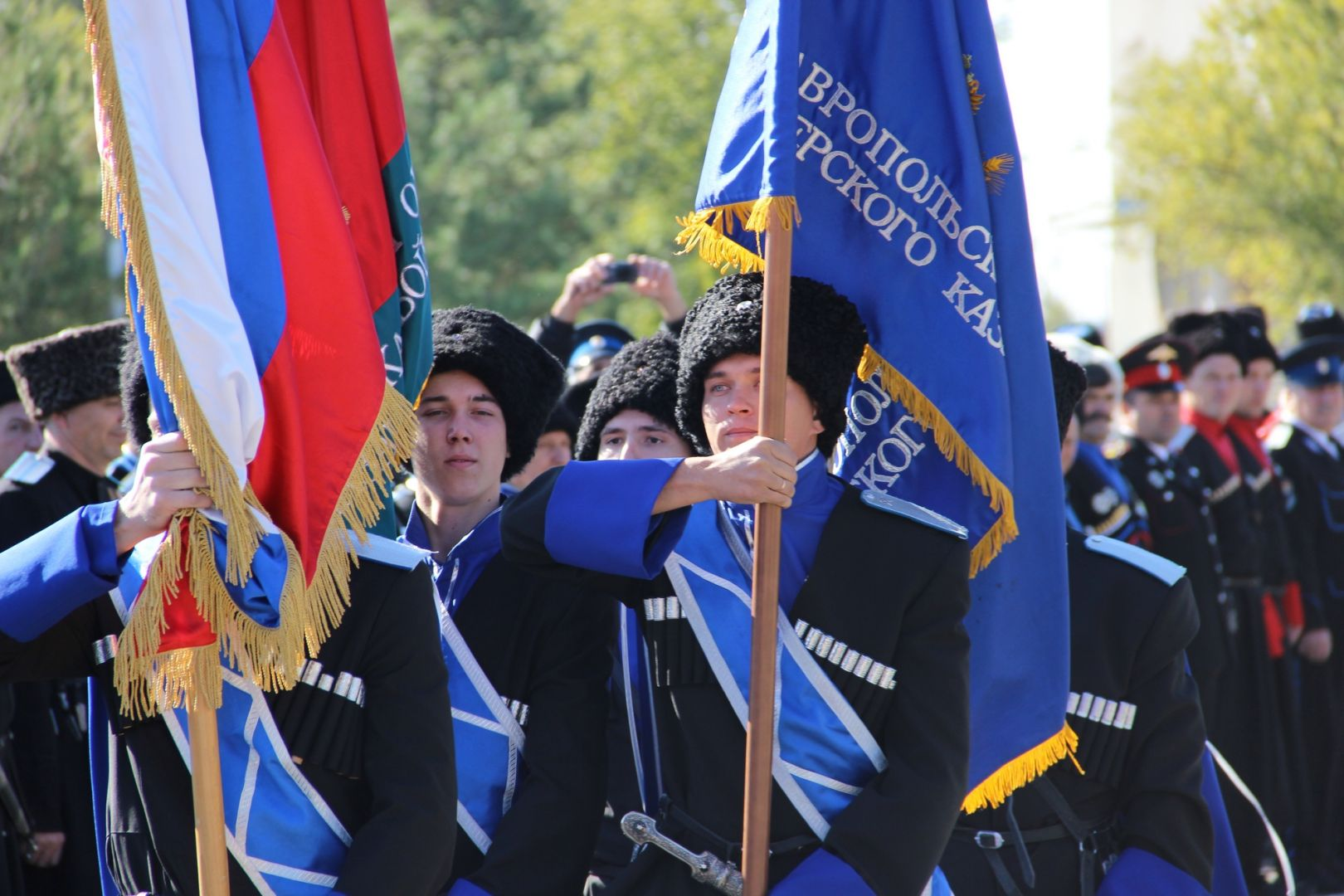 В Новопавловске пройдёт празднование 440-летия Терского казачьего войска