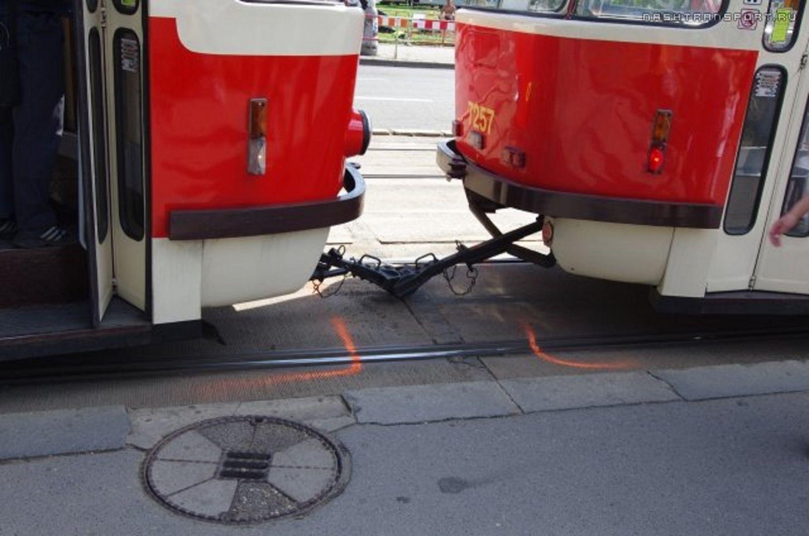 В Пятигорске под трамвай попал пешеход