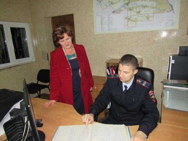 Общественный совет проверил работу дежурной части отдела полиции на Ставрополье