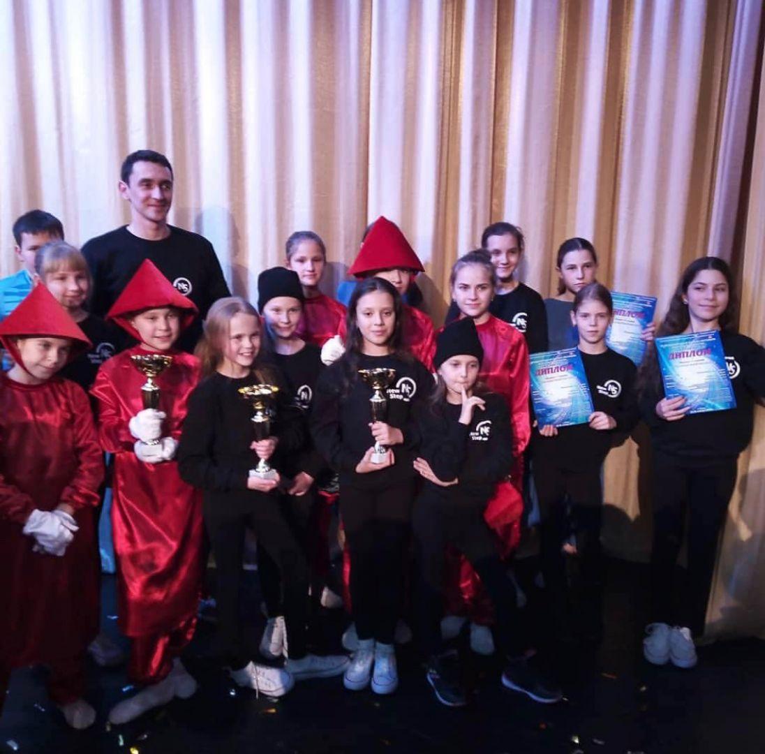 Студия танца из Железноводска стала обладательницей кубка «Сочинский триумф»