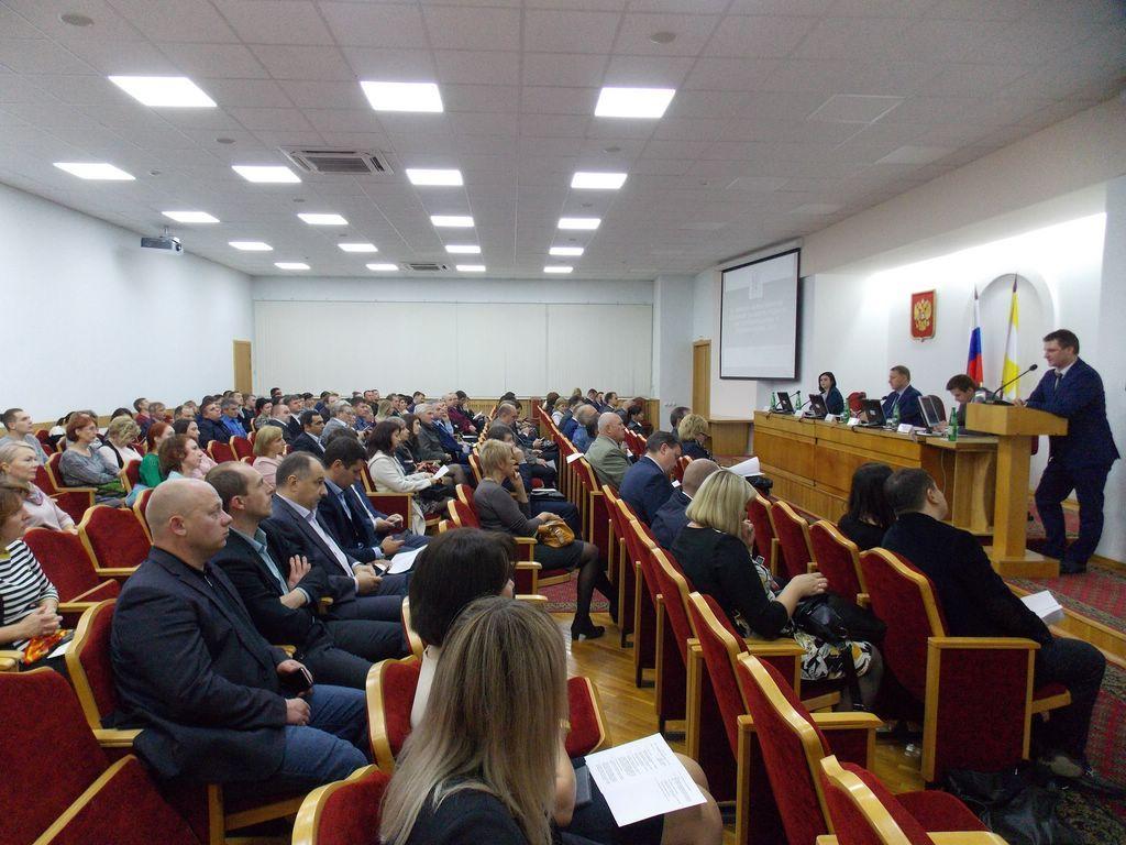 В Ставрополе обсудили меры поддержки малого и среднего предпринимательства