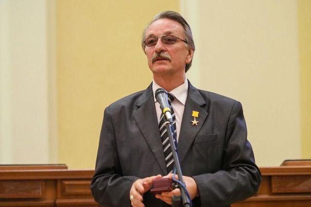 Директор детской хореографической школы краевого центра награждён медалью «Герой труда Ставрополья»