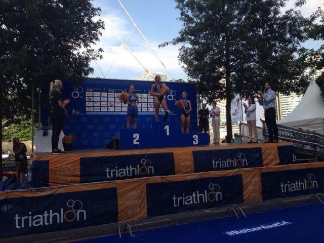 Ставропольская паратриатлонистка получила «бронзу» на чемпионате мира