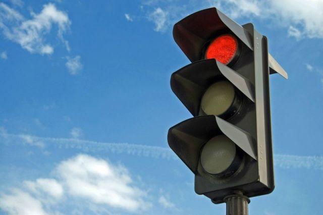 В Невинномысске на федеральной трассе заменили светофоры