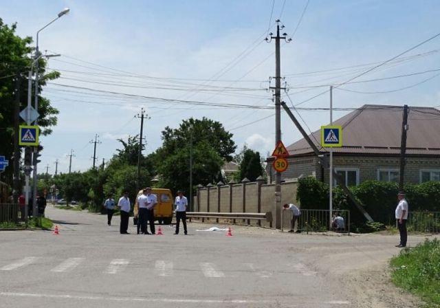 На Ставрополье водитель маршрутки насмерть сбил ребёнка