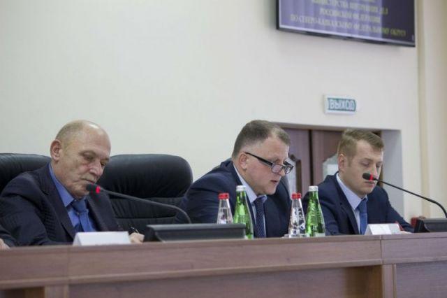 О декриминализации топливно-энергетического комплекса СКФО говорили в ГУ МВД России по СКФО