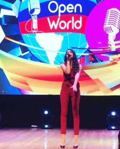 Вокалистка из Ставропольского края споёт на открытии чемпионата мира по футболу