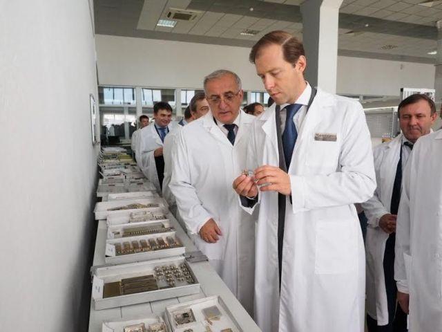 Сапфиры весом около полтонны будут выращивать на Ставрополье