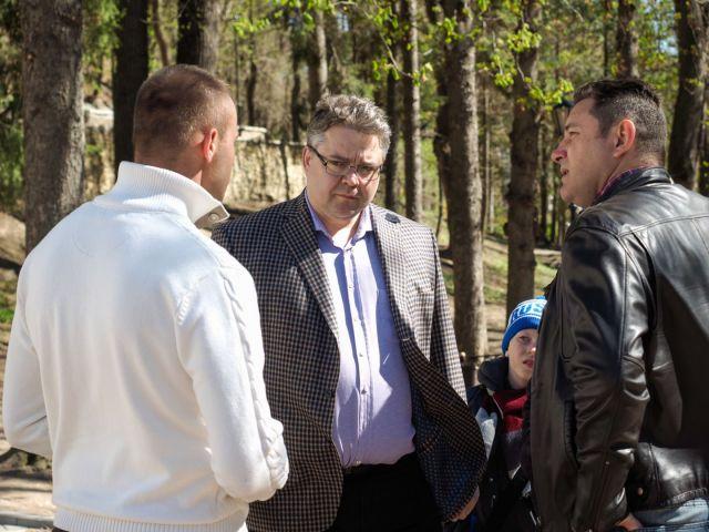 Высокие гости посетили праздник гостеприимства в Кисловодске